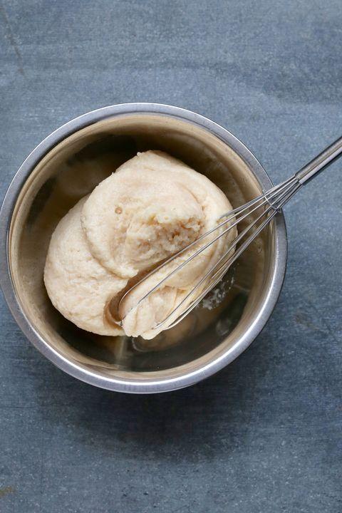 Food, Ingredient, Dish, Cuisine, Ice cream, Frozen dessert, Dairy, Dessert, Peanut butter, Cream,