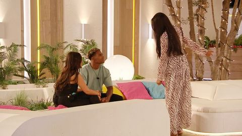 Love Island's biggest bust-ups