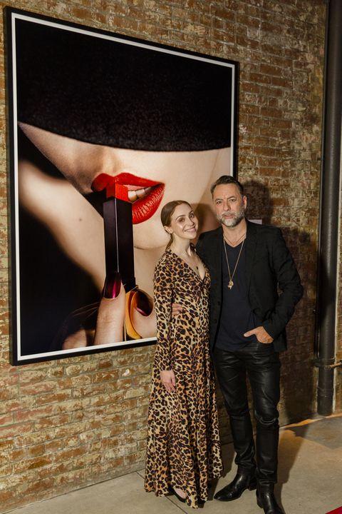 Jessica Matlin and Kenneth Willardt