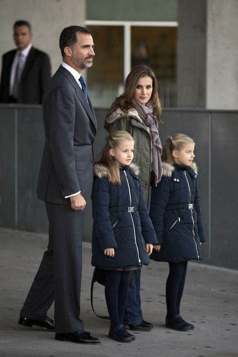 スペイン王室 レオノール王女 ソフィア王女
