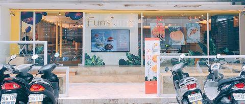 Funsiamo推出獨角獸蛋糕和星夜蛋糕,可以自己手做的蛋糕甜點,適合來體驗和送禮。