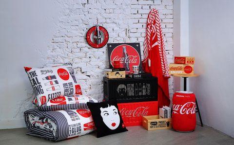 hola 聯名可口可樂 授權商品系列清單