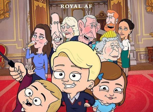 未来の英国王の生活をジョージ王子の視点で描くhbo maxの新作アニメシリーズ『the prince』(原題)のティザー動画が公開された。子どもをパロディ化することへの批判もあるこのシリーズだが、内容やキャラクターの声を担当する俳優陣など、これまでにわかっていることをご紹介。