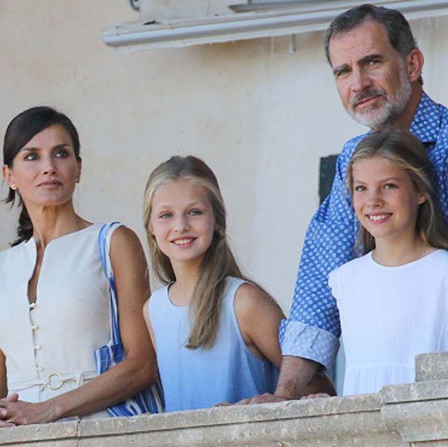 スペイン王室の美人姉妹、レオノール&ソフィア王女