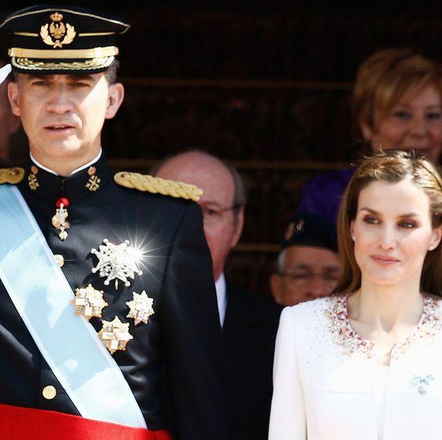 レティシア王妃 スペイン