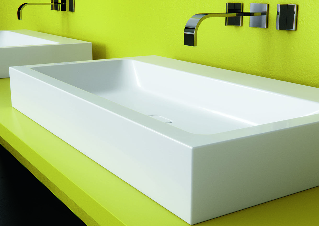 Vasca Da Bagno Acciaio Porcellanato : Perché l arredo da bagno in acciaio smaltato è meglio di quello in