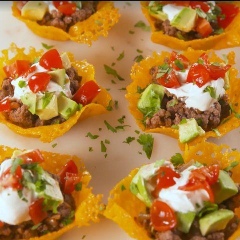 Dish, Food, Cuisine, Ingredient, appetizer, Finger food, Pico de gallo, Produce, Staple food, Tostada,