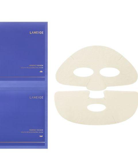 laneige 蘭芝 完美新生氣墊緊緻面膜 18ml x 5片,nt1,900