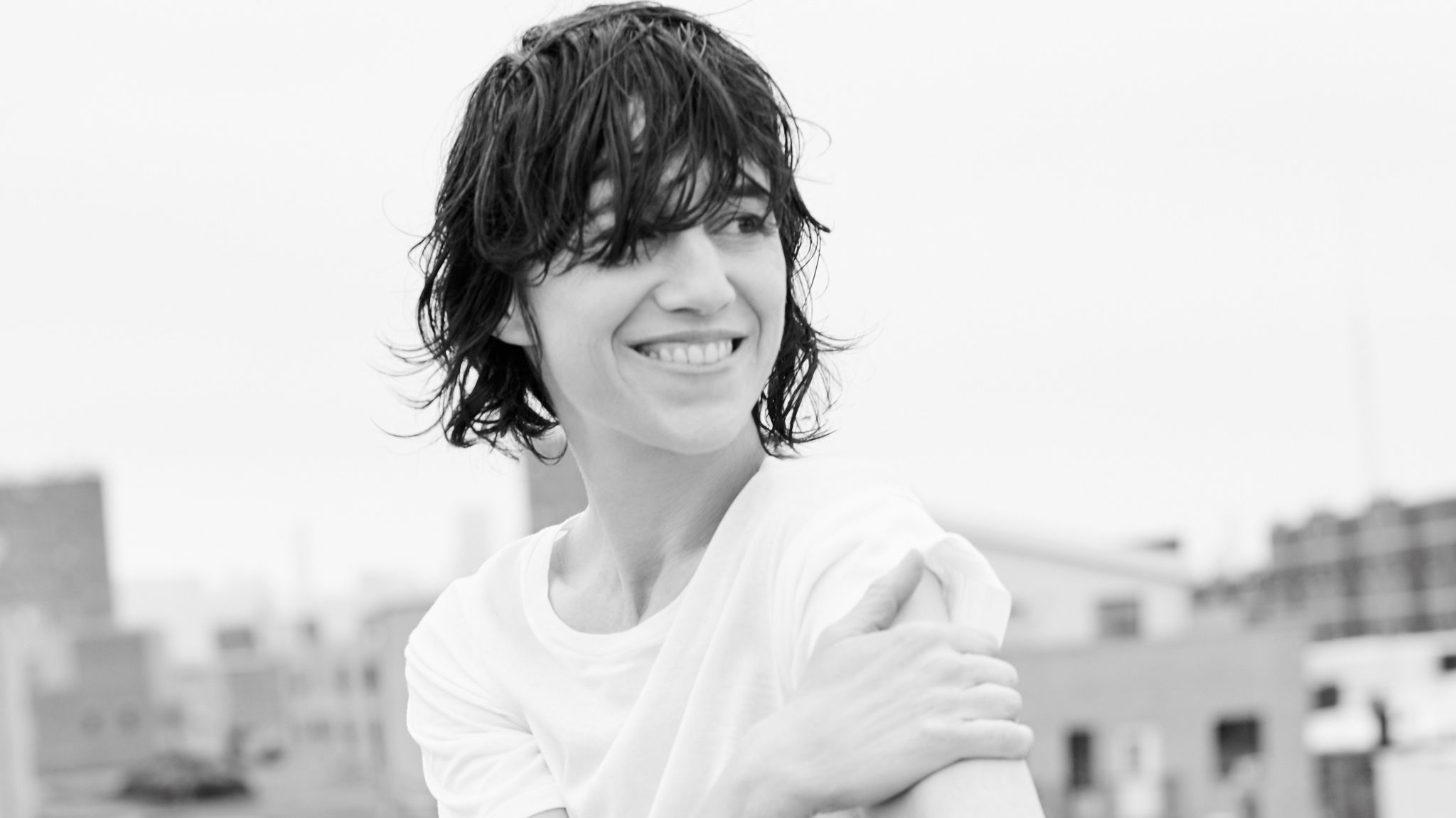 French Icon Charlotte Gainsbourg on Finding Success in Your Forties