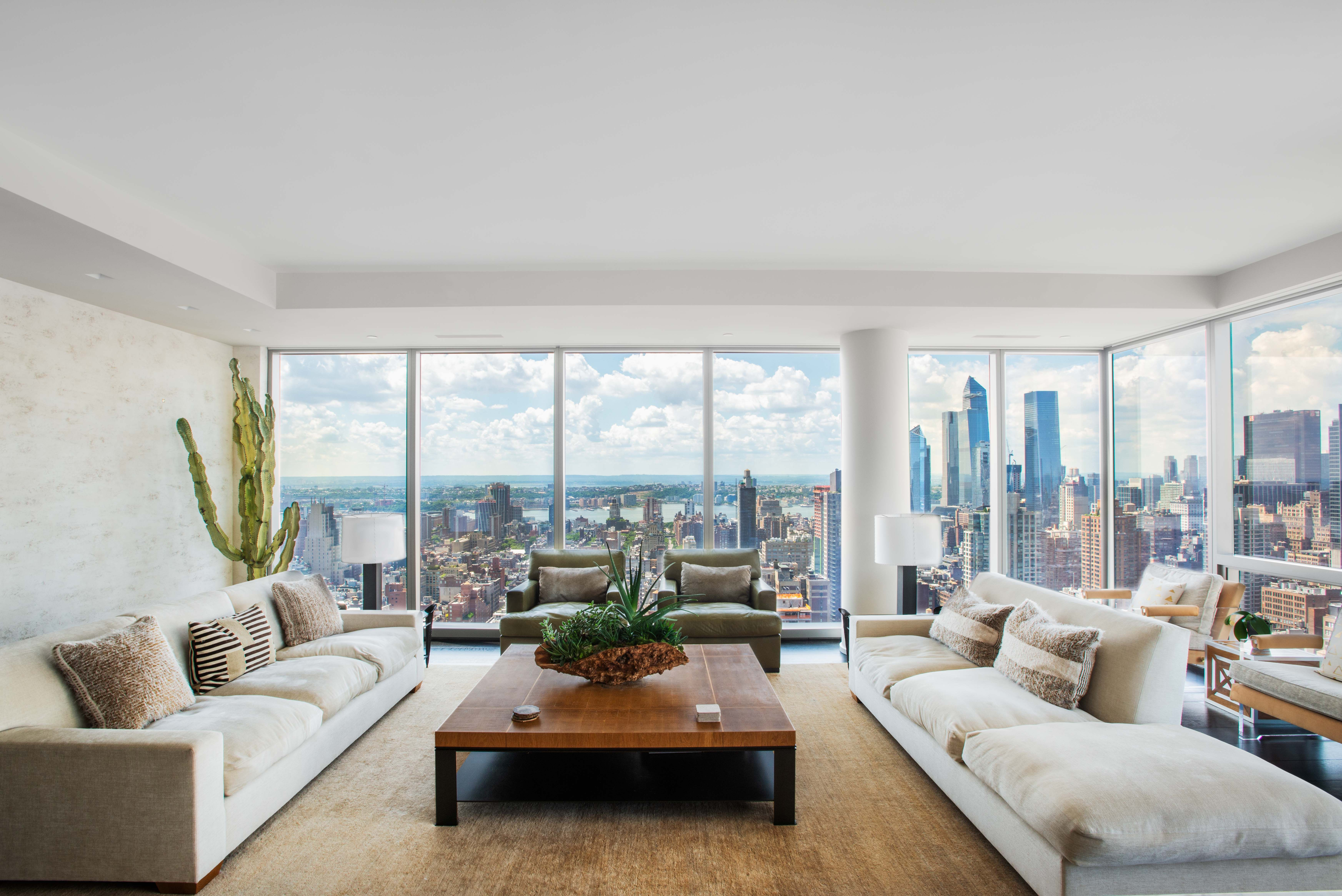 Gisele Bundchen And Tom Brady S Former Nyc Apartment Is For Sale And The Views Are Divine