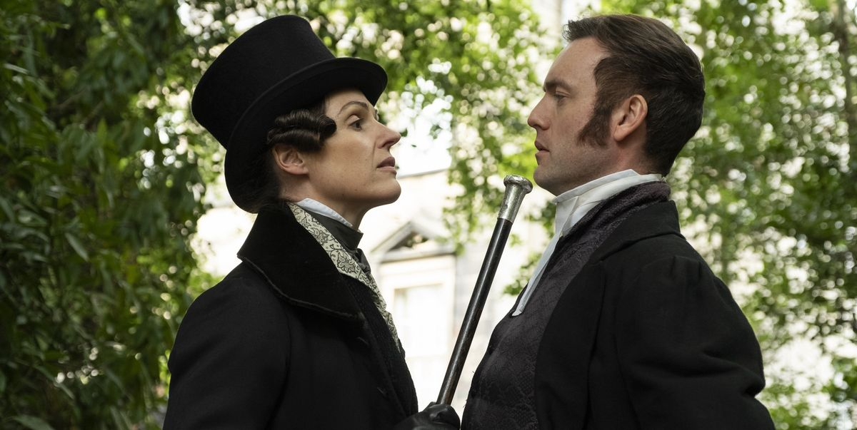 Anne Lister of HBO's 'Gentleman Jack' Is Our Newest #MeToo