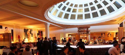 Restaurants in Bank