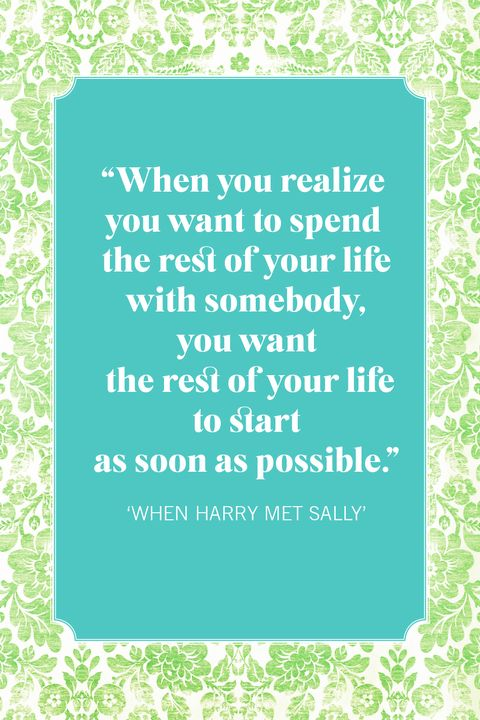 love quotes when harry met sally