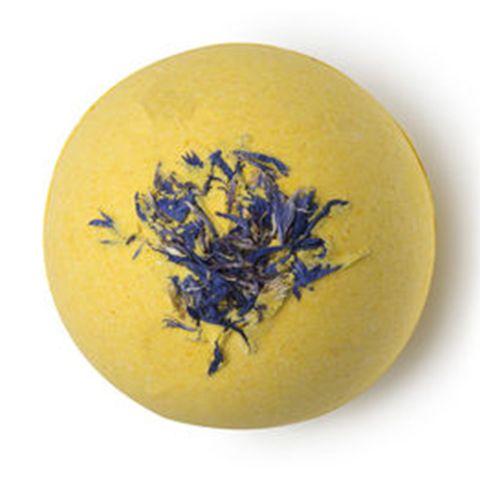 Lush Cheer Up Buttercup Bath Bomb