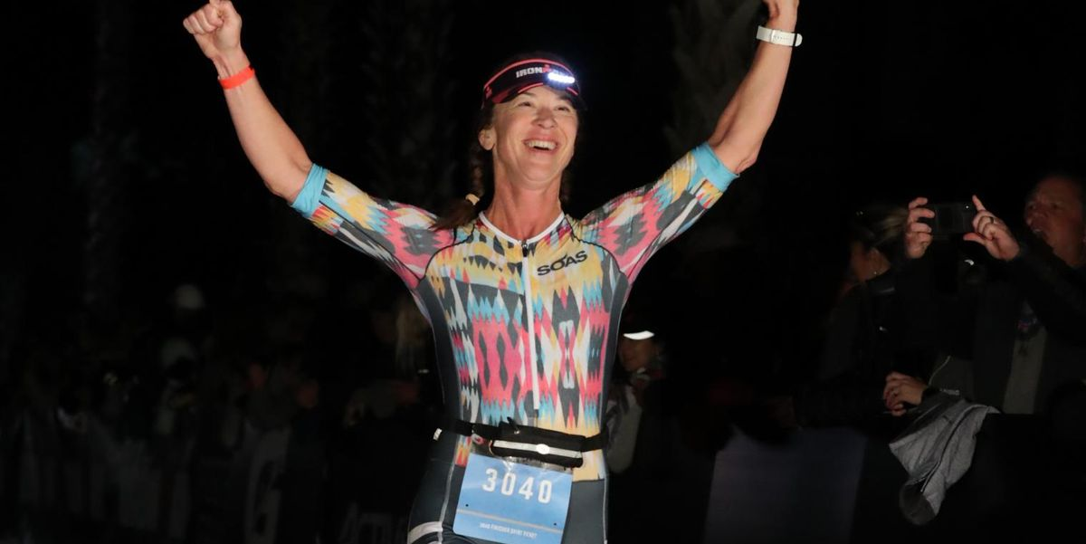 A Rare Condition Made Racing Hard for Janine Newman—Now She's Crushing Ironmans Pain-Free