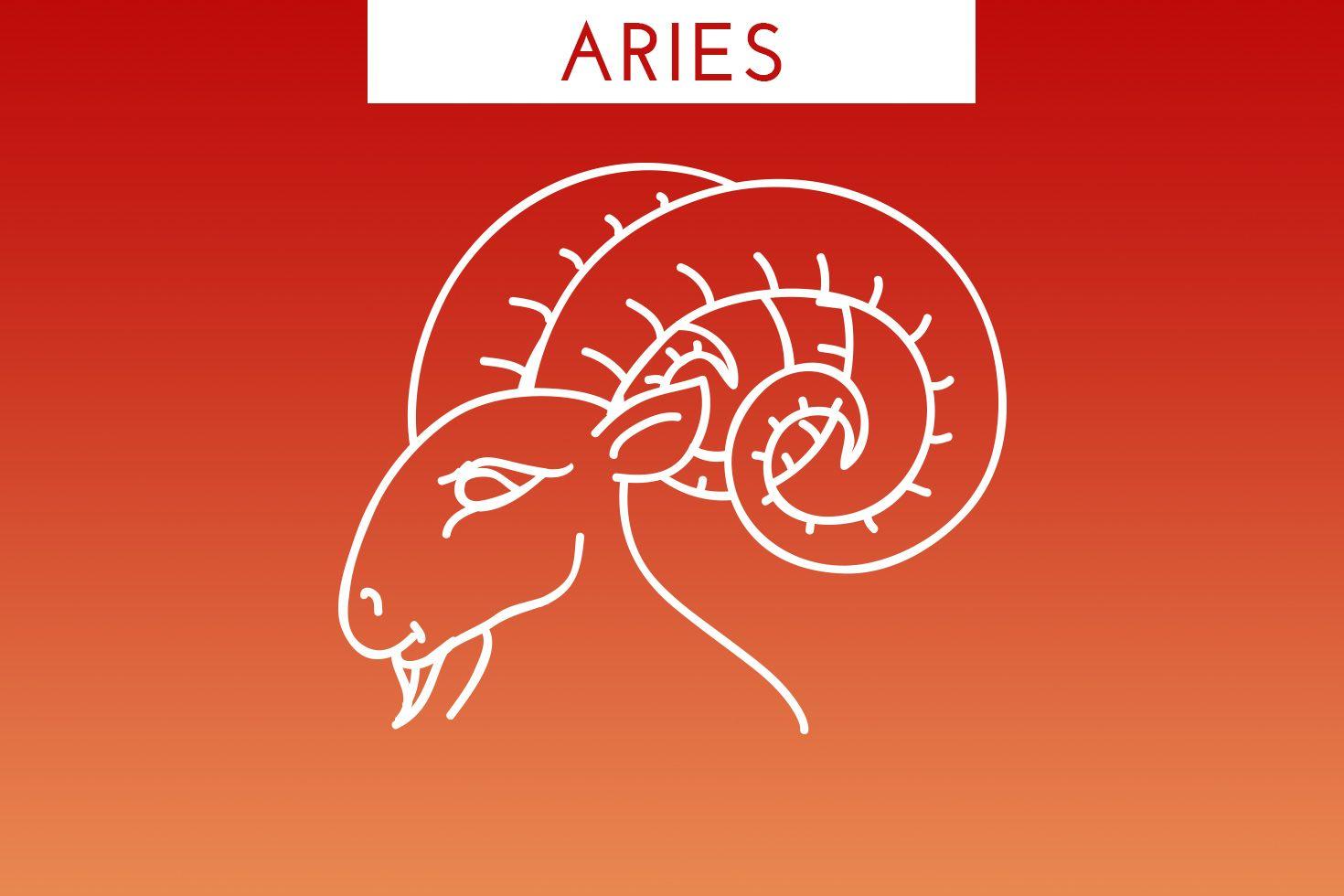 Aries horoscope ram