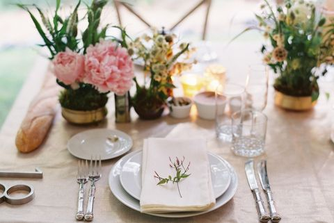 Table, Flower, Tableware, Rehearsal dinner, Centrepiece, Plant, Room, Cut flowers, Meal, Floristry,