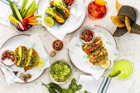 mexican restaurants london