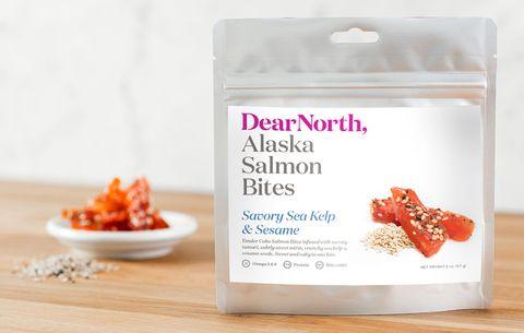 alaskan salmon jerky