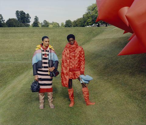 collezioni moda autunno 2020 moncler jw anderson