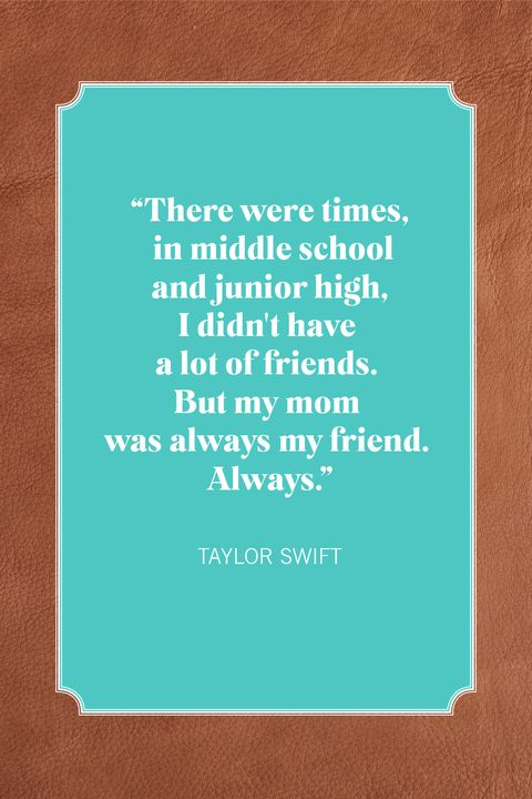 mother daughter quotes taylor swift