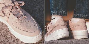AF1 Sage, NIKE, NIKE AIR FORCE, NIKE球鞋, The 1 Reimagined 系列, 玫瑰粉, 球鞋