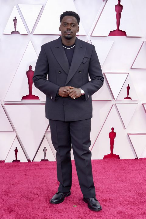 los angeles, california – april 25 daniel kaluuya attends the 93rd annual academy awards at union station on april 25, 2021 in los angeles, california photo by chris pizzelo poolgetty images