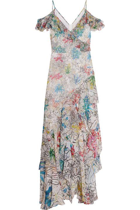 Textile, Dress, Pattern, One-piece garment, Day dress, Aqua, Teal, Turquoise, Visual arts, Design,