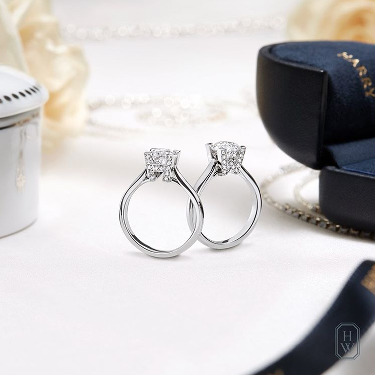 婚戒,Harry Winston,鑽石之王,推薦,結婚,婚禮,戒指,鑽戒,海瑞溫斯頓