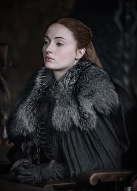 Sansa Stark il personaggio di Game of Thrones potrebbe assomigliare alla tua ragazza: ecco i segni