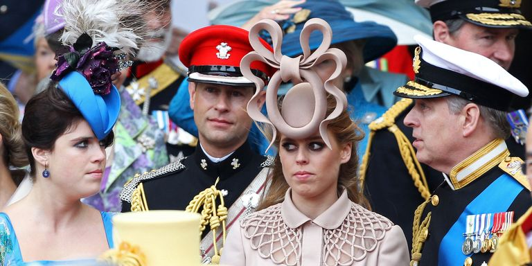 Princess beatrice 39 s best hats 14 most memorable royal for Jackson galaxy band