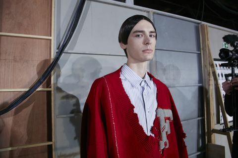 Twin Peaks David Lynch Fashion Influence Runway