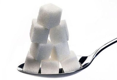 White, Sugar, Tableware, Cutlery, Metal,