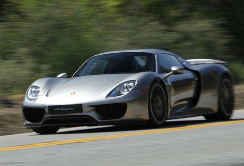 Land vehicle, Vehicle, Car, Sports car, Supercar, Automotive design, Performance car, Porsche 918, Porsche, Coupé,