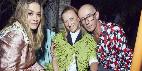 The Prada Double Club Miami