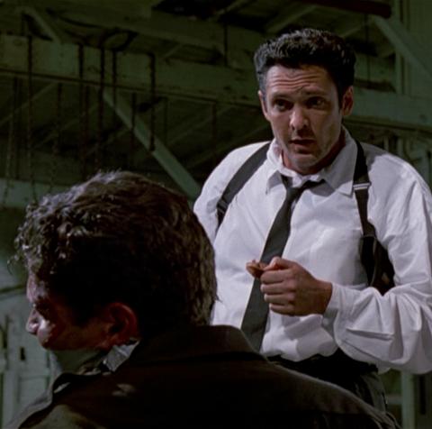 Michael Madsen Reservoir Dogs