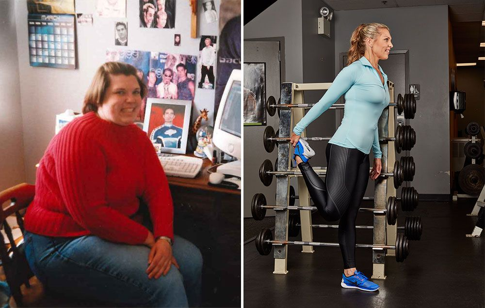 'I Was Considering Weight-Loss Surgery Before I Tried this Workout and Lost 75 Pounds'