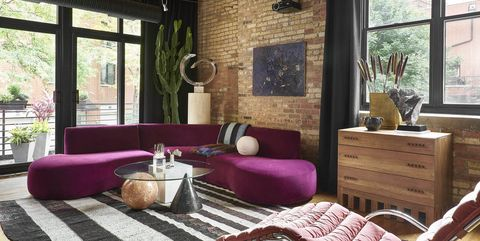 Room, Living room, Interior design, Furniture, Property, Building, Coffee table, Home, Table, Ceiling,