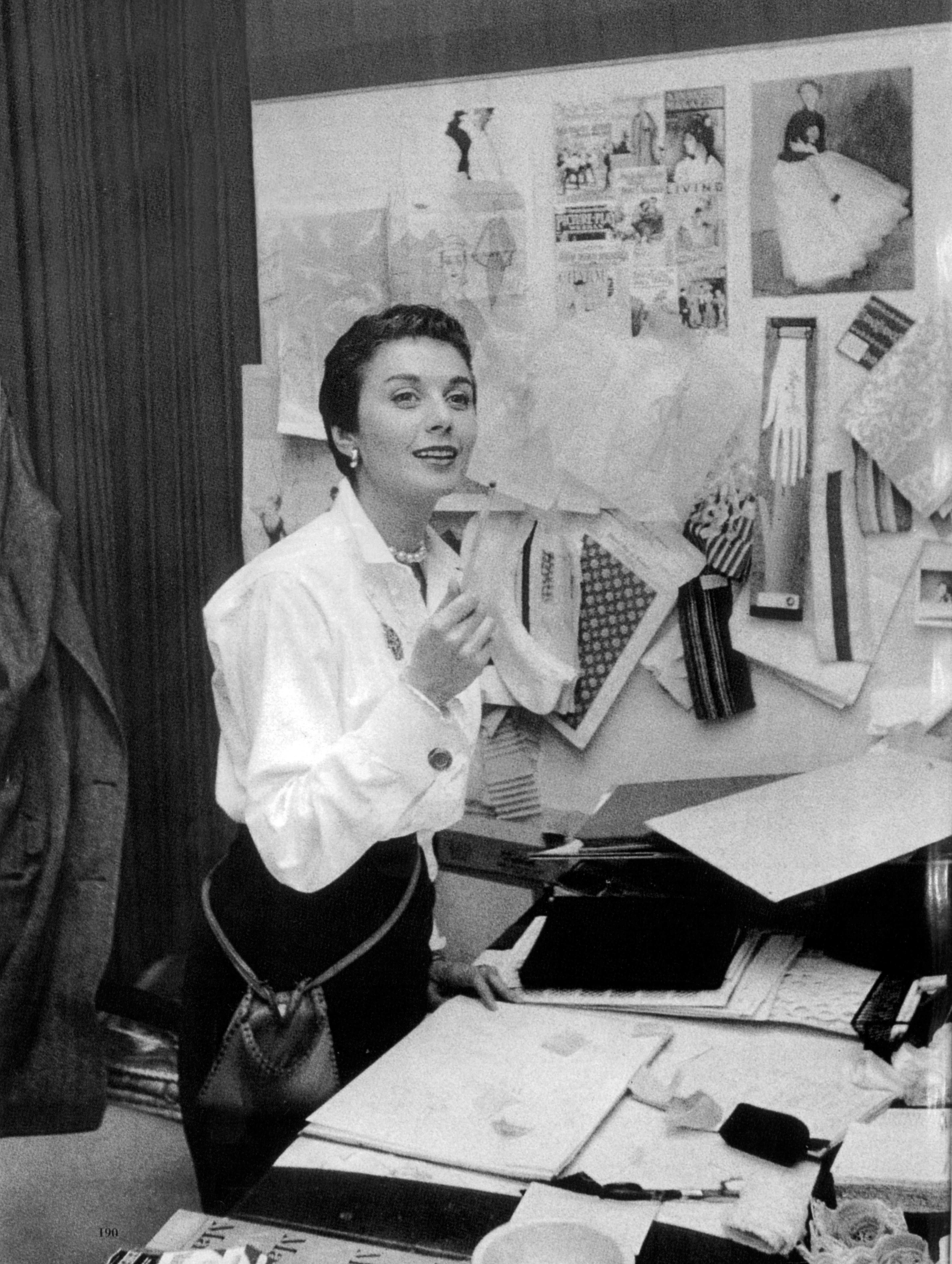 Anne Klein The Legendary Designer Who Changed The Way American Women Dressed