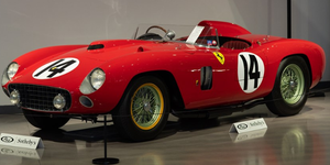 $22 million Ferrari
