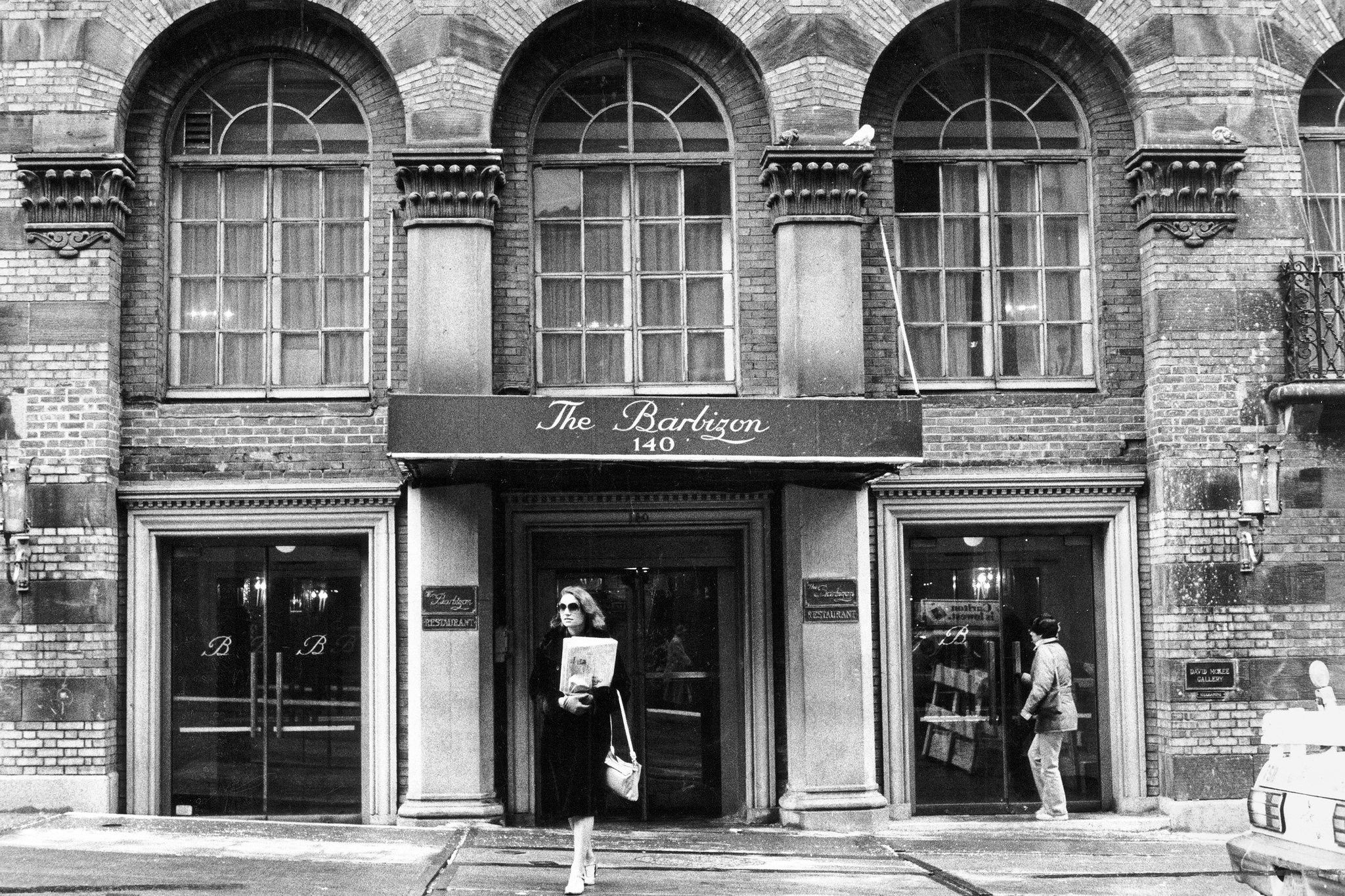 A Historical Look at the Barbizon Hotel for Women