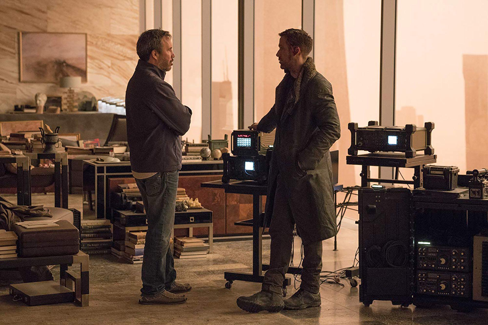 Denis Villeneuve quiere retomar la saga de 'Blade Runner 2049'