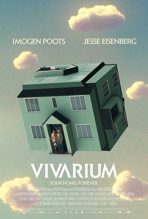 Tráiler de 'Vivarium' con Imogen Poots y Jesse Eisenberg