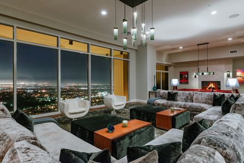 matthew perry's los angeles penthouse