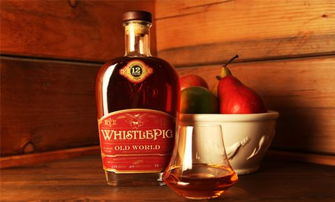 whistlepig whiskey