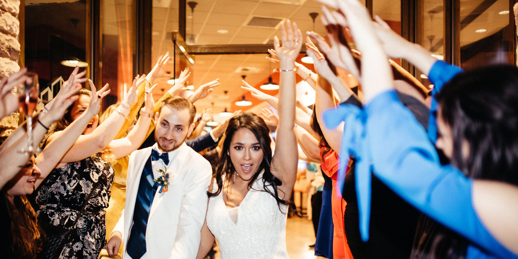 This Couple Just Got Married At White Castle, And It's Classier Than You Could Ever Imagine