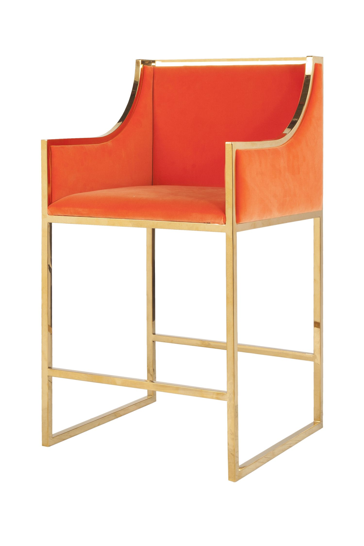 Worlds Way Hazel Counter Bar Chair