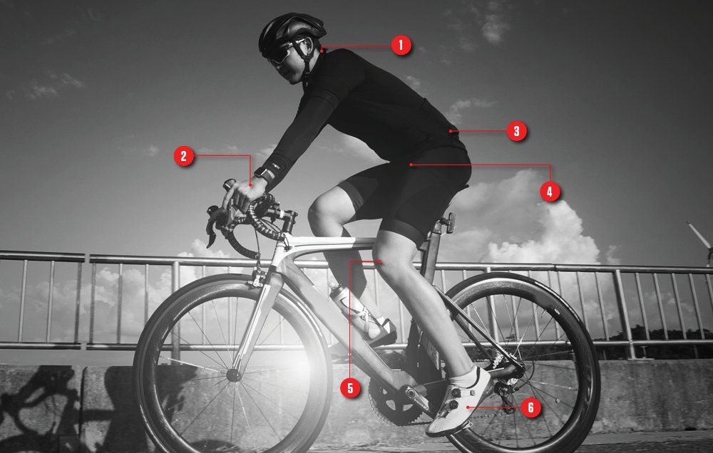 Solve 5 Common Cycling Pains Bicycling