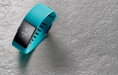 FitBit Charge 2 running technology