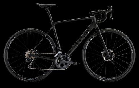 Canyon Endurace 9.0 adventure bike